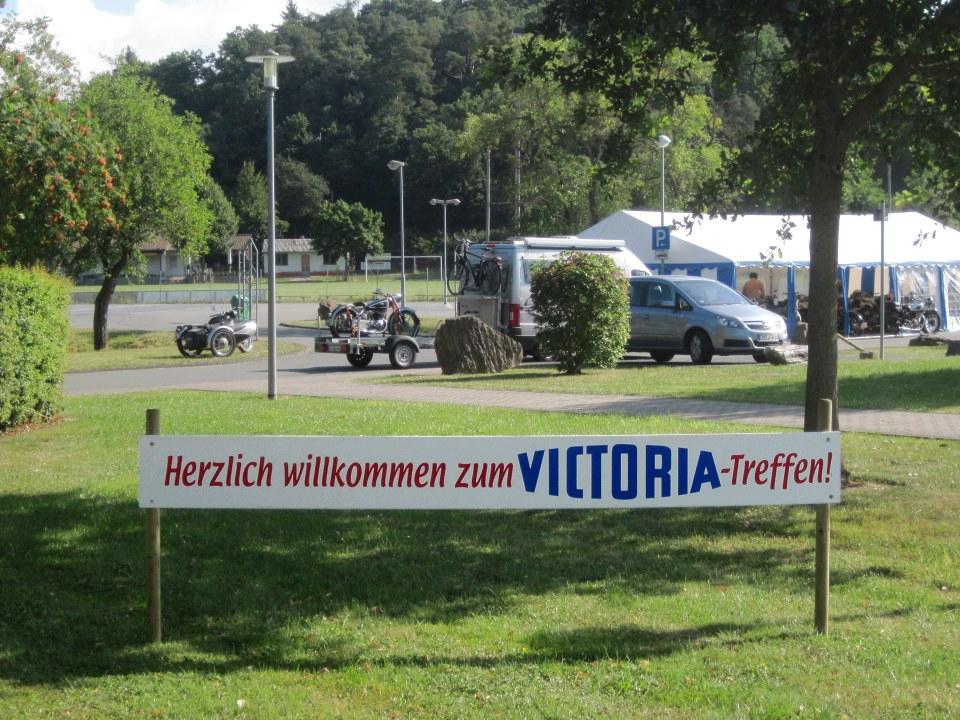 Willkommen beim Victoria-Treffen!